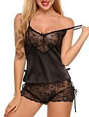 preiswerte Sexy Körper-Damen Anzüge Nachtwäsche - Spitze / Gitter Einfarbig