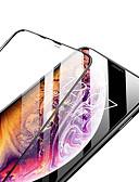 povoljno Zaštitnici zaslona za mobitel-AppleScreen ProtectoriPhone XS Visoka rezolucija (HD) Prednja zaštitna folija 1 kom. Kaljeno staklo