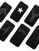 billige iPhone-etuier-Etui Til Apple iPhone XR / iPhone XS Max Mønster Bagcover Geometrisk mønster / Dyr / Tegneserie Blødt TPU for iPhone XS / iPhone XR / iPhone XS Max