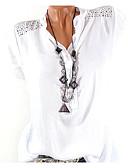 halpa Paita-Naisten V kaula-aukko Yhtenäinen Perus Pluskoko - T-paita Punastuvan vaaleanpunainen
