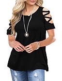 povoljno Ženski džemperi-Majica s rukavima Žene Jednobojni Obala