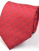 abordables Corbatas y Pajaritas para Hombre-Hombre Corbata - Trabajo A Rayas
