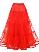 povoljno Haljine-Petticoat kratka baletska suknja Pod suknjom 1950-te Pink Fuschia Kristalne Petticoat / Krinolina