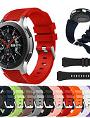 cheap Smartwatch Bands-Watch Band for Samsung Galaxy Watch 46 Samsung Galaxy Sport Band Silicone Wrist Strap