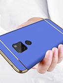 halpa Puhelimen kuoret-Etui Käyttötarkoitus Huawei Mate 10 / Mate 10 pro / Huawei Mate 20 lite Pinnoitus / Ultraohut / Himmeä Takakuori Yhtenäinen Kova PC