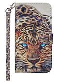 billige Mobilcovers-Etui Til Samsung Galaxy Galaxy J6 Plus (2018) Pung / Kortholder / Med stativ Fuldt etui Dyr Hårdt PU Læder for Galaxy J6 Plus (2018)