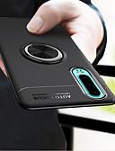 levne Pouzdra telefonu-Carcasă Pro Huawei Huawei P30 / Huawei P30 Pro Držák na prsteny Zadní kryt Jednobarevné Měkké TPU pro Huawei P20 / Huawei P20 Pro / Huawei P20 lite