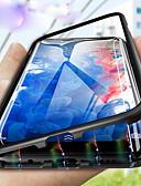 halpa Puhelimen kuoret-Etui Käyttötarkoitus Samsung Galaxy S9 / S9 Plus / S8 Plus Läpinäkyvä Suojakuori Yhtenäinen Kova Karkaistu lasi