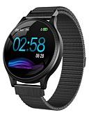 povoljno Smartwatch bendovi-Indear MK08 Žene Smart Satovi Android iOS Bluetooth Smart Sportske Vodootporno Heart Rate Monitor Mjerenje krvnog tlaka Brojač koraka Podsjetnik za pozive Mjerač aktivnosti Mjerač sna sjedeći