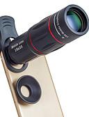 halpa Objektiivit ja tarvikkeet-Matkapuhelin Lens Pitkäpolttovälinen objektiivi lasi / Alumiiniseos 10X ja enemmän 35 mm 3 m 9.6 ° Jalustalla / Tyylikäs