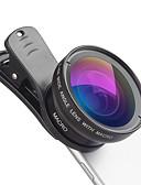 halpa Objektiivit ja tarvikkeet-Matkapuhelin Lens Laajakulmaobjektiivi / Makro-objektiivi lasi / Alumiiniseos 12.5X makro 50 mm 15 m 110 ° Luova / Tyylikäs / Hauska