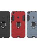 זול מגנים לטלפון-מגן עבור Xiaomi Xiaomi Mi Play / Xiaomi Mi Max 3 / Xiaomi Mi Max 2 עמיד בזעזועים / מחזיק טבעת כיסוי אחורי שִׁריוֹן קשיח PC / Xiaomi Mi 6
