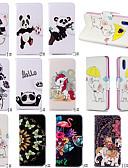 זול מגנים לאייפון-מארז iPhone x / max x / iPhone x עם מעמד / ארנק / כרטיס מחזיקי גוף מלא המקרים בעלי חיים / קריקטורה tpu קשה עבור i / 6plus / 6s פלוס / 7/8/7 פלוס / 8 פלוס / x / xs / xr / xs max הכל כלול מקרה הטלפון