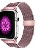 hesapli Smartwatch Bantları-Watch Band için Apple Watch Serisi 5/4/3/2/1 Apple Milan Döngüsü Paslanmaz Çelik Bilek Askısı