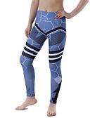 זול סרבלים ואוברולים לנשים-בגדי ריקוד נשים גיזרה גבוהה מכנסי יוגה אופנתי ריצה כושר וספורט כושר אמון טייץ רכיבה על אופניים חותלות לבוש אקטיבי נושם סטרצ'י (נמתח) סקיני