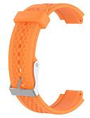 זול להקות Smartwatch-צפו בנד ל Garmin Forerunner 25 Garmin רצועת ספורט סיליקוןריצה רצועת יד לספורט