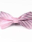 זול עניבות ועניבות פרפר לגברים-עניבת פפיון - סרוג מסיבה / בסיסי בגדי ריקוד גברים