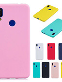 זול מקרה Smartwatch-מארז עבור huawei כבוד 8x huawei כבוד 8a במקרה הטלפון tpu חומר ממתקים סדרה מוצק צבע הטלפון במקרה