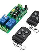 זול להקות Smartwatch-מתג חכם ak-rk04s-220 + ak-hd04 עבור סלון / חדר שינה / יומי יצירתי / רב תכליתי / קל להתקנה מרחוק אלחוטי 220 v / 170-240 v / 100-240 v