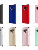 זול מגנים לטלפון-מגן עבור Samsung Galaxy Note 9 / Note 8 עמיד בזעזועים כיסוי אחורי אחיד קשיח TPU