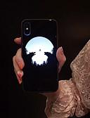 זול מגנים לאייפון-מארז עבור iPhone XS מקס / iPhone x טבעת טבעת גב כיסוי / שיש צבע / צבע / צבע / צבע /
