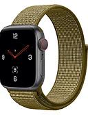 זול להקות Smartwatch-להקה לצפות בסדרה לצפות Apple 4/3/2/1 תפוח milanese לולאה ניילון רצועת היד