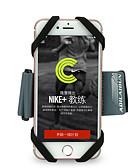 זול מגנים לאייפון-מגן עבור Apple iPhone XS / iPhone XR / iPhone XS Max סרט זרוע רצועת יד אחיד רך ג'ל סיליקה