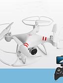 povoljno Seksi tijela-RC Dron LiDiRC L15FW RTF 4 Kanala 6 OS 2.4G S HD kamerom 2.0MP 720P RC quadcopter Povratak S Jednom Tipkom / Izravna Kontrola / Flip Od 360° U Letu RC Quadcopter / Daljinski Upravljač / Kamera