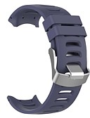 זול להקות Smartwatch-צפו בנד ל Garmin Forerunner 610 Garmin רצועת ספורט סיליקוןריצה רצועת יד לספורט
