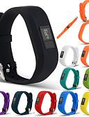 Недорогие Smartwatch Bands-спортивный силиконовый браслет ремешок для браслета для garmin vivofit 3