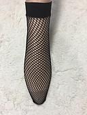 זול גרביים וגרביונים-בגדי ריקוד נשים דק סקסית גרביים - סקסית 30D שחור מידה אחת
