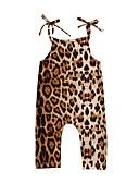 זול חולצות לתינוקות-מכנסיים כותנה נמר פעיל / בסיסי בנות תִינוֹק / פעוטות