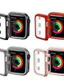 Недорогие Чехол для умных часов-чехлы для яблочных часов серии 4/3/2/1 совместимость с пластиком apple