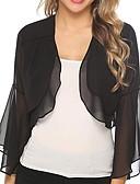 hesapli Tişört-Kadın's Gömlek Yaka Salaş - Gömlek Solid Beyaz