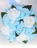 """זול להקות Smartwatch-פרחי חתונה זרים חתונה / מסיבת החתונה שזירה / פורון 11-20  ס""""מ"""