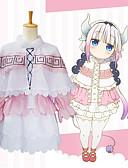 povoljno Majica-Inspirirana Miss Kobayashi's Dragon Maid Cosplay Anime Cosplay nošnje Japanski Cosplay Suits Bluza / Suknja / Shawl Za Žene