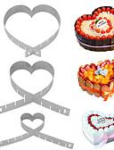 billige Baby & Kids-1pc Rustfritt Stål Multifunksjonell GDS Multifunktion Til Kake Cake Moulds Bakeware verktøy