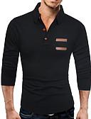 זול חליפות-אחיד בסיסי Polo - בגדי ריקוד גברים שחור
