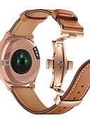 זול להקות Smartwatch-להקת שעון לגארמין vivomove hr רוז זהב אבזם פרפר חגורת צמיד רצועת עור אמיתי