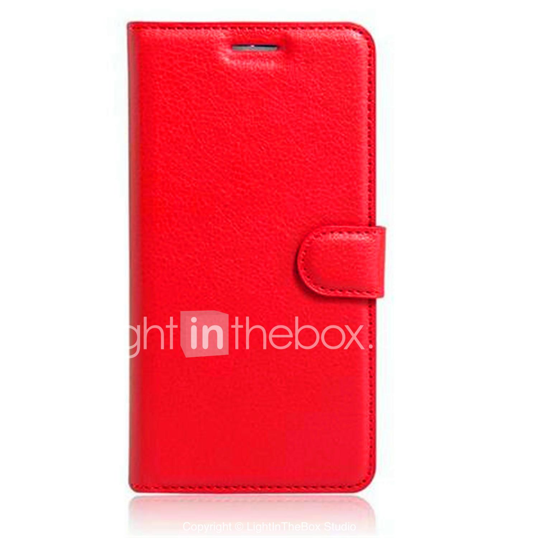 sale retailer 18966 c1e45 Case For Alcatel Alcatel Case Card Holder / with Stand / Flip Full ...