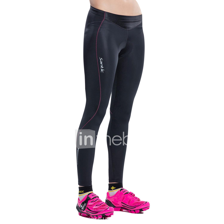 ac16390b5 SANTIC Women's Cycling Tights Bike Pants / Trousers / Tights ...