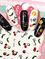 Cheap nail stickers online nail stickers for 2018 cheap nail stickers fashion diy designer water transfer nails art sticker hawaii fruit party fashion prinsesfo Choice Image