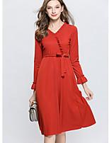 Vestidos de fiesta largos rojos mercadolibre