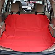 ペット用防水犬SUVカーゴライナーシートカバー(150×120センチメートル)