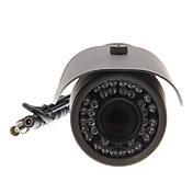 1/3インチソニーCCDと800TVL赤外線防水EFFIO-E CCTVセキュリティズームバリフォーカルレンズカメラ
