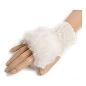 longitud de la muñeca de lana guante propósitos generales& guantes de trabajo estilo elegante