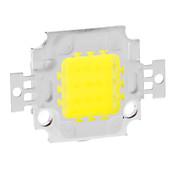 DIYの10W 820-900LMの900ミリアンペア6000-6500Kクールホワイトライト内蔵LEDモジュール(9-12V)