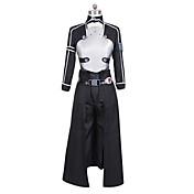 Inspirado por Cosplay Cosplay Animé Disfraces de cosplay Trajes Cosplay Retazos Chaqueta Pantalones Guantes Accesorios de Cintura
