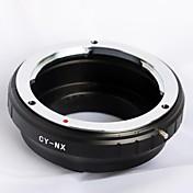 サムスンNXカメラアダプターCY-NXアダプタ用C / Y CY CONTAX YASHICAマウントレンズ