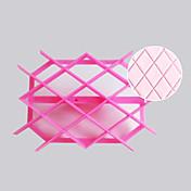 ダイヤモンド菱形はキルトケーキデコレーションフォンダンカッターアイシングエンボス型をstampo